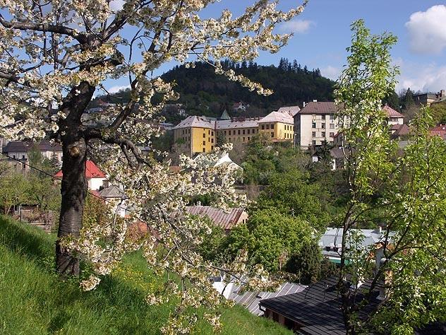 Banská Štiavnica - jar