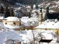 Banská Štiavnica v zime