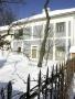 Banská Štiavnica v zime - Starozámocká ul. - Fabianov dom
