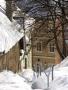 Banská Štiavnica v zime - Starozámocké schody