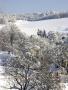 Banská Štiavnica v zime - Vladárova lúka