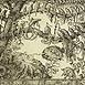 Autor: Peter KĽÚČIK, Ak. maliar, Názov diela: Stvorenie Adama II, Technika: lept, Motív: ostatné nezaradené, Rozmery: 38,5x43 cm, Rok: 1990