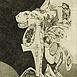 Autor: Dušan GREČNER, Akademický maliar, Názov diela: Pocta Jankovi Kráľovi 2, Technika: lept, Motív: ostatné nezaradené, Rozmery: 31x23 cm, Rok: 1972