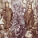 Autor: Naďa RAPPENSBER- GEROVÁ - JANKOVIČOVÁ, Ak. maliar, Názov diela: Príbehy Štiavnické V, Technika: Litografia, Motív: figurálne, akty, Rozmery: 31x22 cm, Rok: 1997
