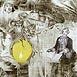 Autor: Naďa RAPPENSBER- GEROVÁ - JANKOVIČOVÁ, Ak. maliar, Názov diela: Príbehy Štiavnické IV, Technika: Litografia, Motív: figurálne, akty, Rozmery: 31x21 cm, Rok: 1996