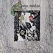 Autor: Júlia PIAČKOVÁ, Akademická maliarka, Názov diela: Francuzska konverzácia, Technika: kombinácia grafických a maliarskych techník, Motív: ostatné nezaradené, Rozmery: 8,5x7,5 cm, Rok: 1995