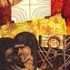 Autor: Milan KRAJČO, Ak. maliar, Názov diela: Matka a syn, Technika: kombinovaná, Motív: figurálne, akty, Rozmery: 35x25 cm, Rok: 2001