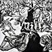 Autor: Igor PIAČKA, Akademický maliar, Názov diela: Hranica, Technika: lept, suchá ihla, mezzotinta, Motív: figurálne, akty, Rozmery: 43,5x41,5cm, Rok: 0