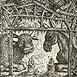 Autor: Peter KĽÚČIK, Ak. maliar, Názov diela: Narodenie Ježiška, Technika: lept, Motív: figurálne, akty, Rozmery: 21,5x15,5 cm, Rok: 1993