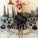 Autor: Katarína VAVROVÁ, Akademická maliarka, Názov diela: Baška II, Technika: ručne kolorovaný lept, Motív: figurálne, akty, Rozmery: 25x20 cm, Rok: 2012