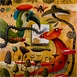 Autor: Fero LIPTÁK, Názov diela: Prírodopis, Technika: akryl, Motív: figurálne, akty, Rozmery: 110x130 cm, Rok: 0