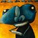 Autor: Fero LIPTÁK, Názov diela: Cestár, Technika: akryl, Motív: figurálne, akty, Rozmery: 100x100 cm, Rok: 2007