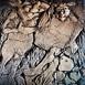 Autor: Vlado ORAVEC, akademický sochár, Názov diela: Zimné sny II, Technika: kamenina, Motív: figurálne, akty, Rozmery: 14,5x14,5 cm, Rok: 2012