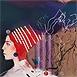 Autor: Milan VAVRO, Akademický maliar, Názov diela: Horoskop panny, Technika: kombinovaná technika, Motív: figurálne, akty, Rozmery: 40x57 cm, Rok: 2010