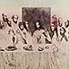 Autor: Katarína VAVROVÁ, Akademická maliarka, Name of work: Posledná večera, Technique: ručne kolorovaný lept, Motif: figured, nudes, Size: 40x50 cm, Year: 2014