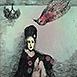 Autor: Katarína VAVROVÁ, Akademická maliarka, Názov diela: Ranné vtáča, Technika: ručne kolorovaný lept, Motív: figurálne, akty, Rozmery: 15x9,5 cm, Rok: 2014