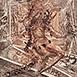 Autor: Igor PIAČKA, Akademický maliar, Názov diela: Tunel I, Technika: kombinácia technik, Motív: figurálne, akty, Rozmery: 19x14,5 cm, Rok: 1998