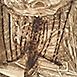 Autor: Igor PIAČKA, Akademický maliar, Name of work: Tunel II, Technique: kombinácia technik, Motif: figured, nudes, Size: 19x14,5 cm, Year: 1998