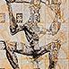 Autor: Igor PIAČKA, Akademický maliar, Názov diela: Ničiteľ, Technika: kombinácia grafických techník, Motív: figurálne, akty, Rozmery: 99x65 cm, Rok: 2000