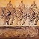 Autor: Igor PIAČKA, Akademický maliar, Názov diela: Únos Európy, Technika: kombinácia grafických techník, Motív: figurálne, akty, Rozmery: 99x65 cm, Rok: 1996