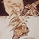 Autor: Igor PIAČKA, Akademický maliar, Name of work: Vášne, Technique: kombinácia grafických techník, Motif: figured, nudes, Size: 57x40 cm, Year: 2006