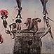 Autor: Katarína VAVROVÁ, Akademická maliarka, Názov diela: Hodina pred usnutím, Technika: kolorovaná grafika, Motív: figurálne, akty, Rozmery: 58x88 cm, Rok: 2015