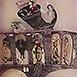 Autor: Katarína VAVROVÁ, Akademická maliarka, Názov diela: Vzplanutie, Technika: kolorovaná grafika, Motív: figurálne, akty, Rozmery: 70x49 cm, Rok: 2015