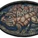 Autor: Vlado ORAVEC, akademický sochár, Name of work: bez názvu, Technique: keramika, Motif: figured, nudes, Size: 6,5x10 cm, Year: 2011