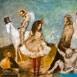 Autor: Peter HOLEČKA, Názov diela: Margarétka, Technika: olejomaľba, Motív: figurálne, akty, Rozmery: 40x50 cm, Rok: 2016