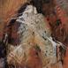 Autor: Zuzana BOBOVSKÁ, Názov diela: O stromoch I, Technika: Olejový pastel, Motív: krajina, architektúra, Rozmery: 40x32, Rok: 2008