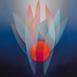 Autor: Orest DUBAY ml., Akademický maliar, Názov diela: Modré ráno, Technika: olejomaľba, Motív: abstraktné, Rozmery: 70x80, Rok: 2014