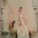 Autor: Katarína VAVROVÁ, Akademická maliarka, Názov diela: Smutinka II, Technika: kolorovaný lept, Motív: ostatné nezaradené, Rozmery: 30x30, Rok: 2017