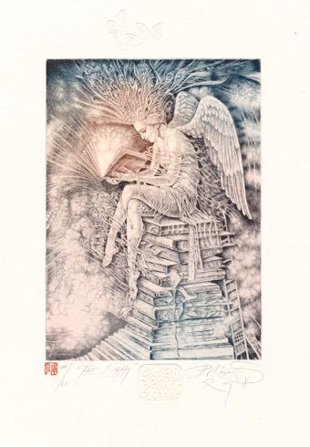 Ak. maliar Peter KOCÁK - The Light