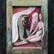 Autor: Soňa MRÁZOVÁ, Name of work: Bizarreries III, Technique: akryl na dreve, Motif: figured, nudes, Size: 61,5x49,5 cm, Year: 2018