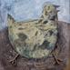 Autor: Soňa MRÁZOVÁ, Názov diela: Dávka výrečnosti, Technika: akryl na sololite, Motív: ostatné nezaradené, Rozmery: 67x57 cm, Rok: 2015