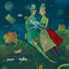Autor: Mgr. art. Jana  Bialová, Názov diela: Drahej Silvinke, Technika: akryl na plátne, Motív: figurálne, akty, Rozmery: 40x30 cm, Rok: 2018